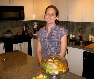 Pastry Chef Amanda Goats