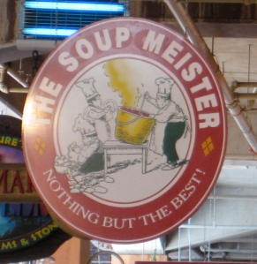 The Soupmeister