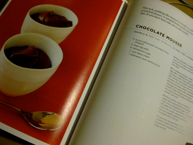 Chocolate Mousse: Fresh Flavour Fast cookbook
