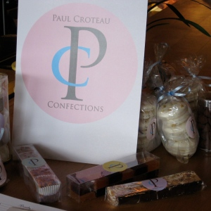 PC Confections packaging