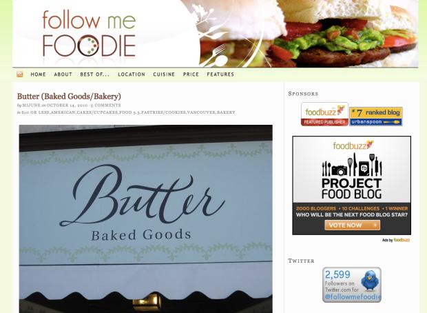 Follow Me Foodie