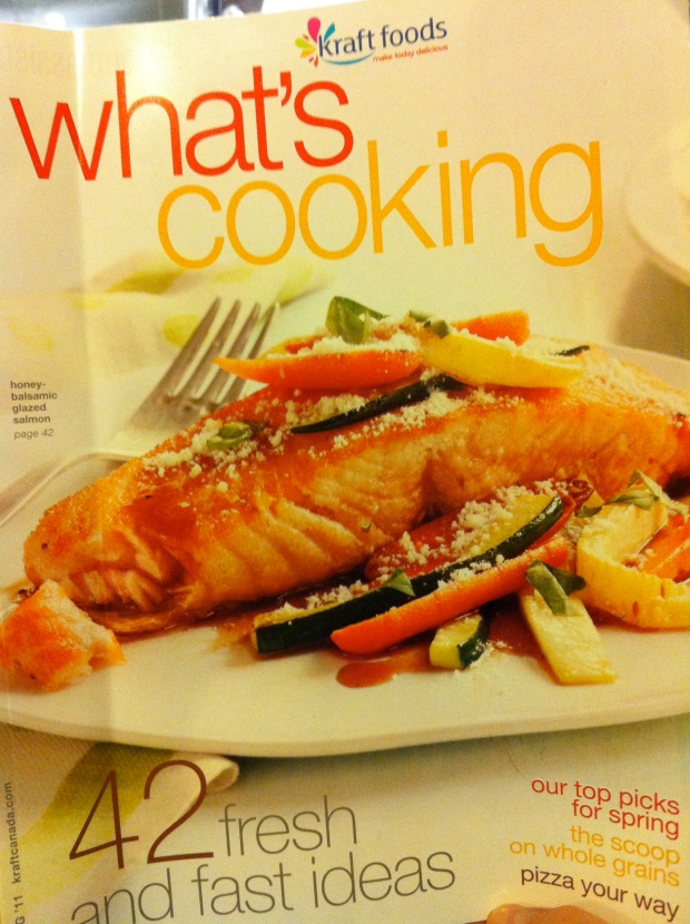 What's Cooking magazine