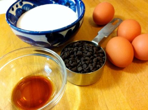 Simple ingredients...