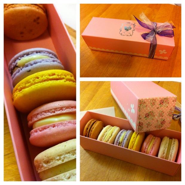 Macarons by Fur Elise Patisserie